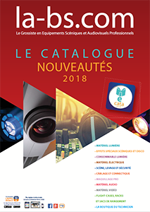 Catalogue la Boutique du Spectacle 2018