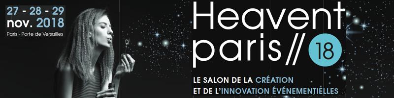 HEAVENT PARIS 2018